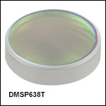 Shortpass Dichroic Mirrors/Beamsplitters: 638 nm Cutoff Wavelength