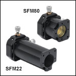 LED Collimation Modules (One Required for SFM Microscope)<br>