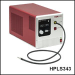 High-Power Plasma Light Source with Liquid Light Guide