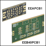 Unpopulated Printed Circuit Boards with Component Groups<br>