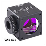 Laser-Line Variable Beamsplitters