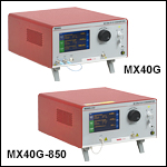 40 GHz Calibrated Electrical-to-Optical Converters