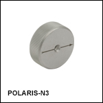 Removable Knob for 5/16in-100 Adjusters
