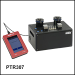 Fiber Recoaters with Rotary Proof Tester for Manual Mold Assembly