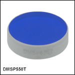 Shortpass Dichroic Mirrors/Beamsplitters: 550 nm Cutoff Wavelength