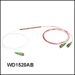 Wavelength Division Multiplexer: 1550 nm / 2000 nm