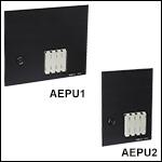 Aluminum Enclosure Utility Panels