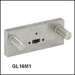 Multi-Fiber-Connector Mounting Fixtures