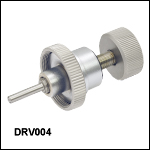 Modular Drives, 8 mm Thumbscrew
