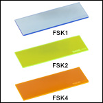Fluorescent Microscope Slides