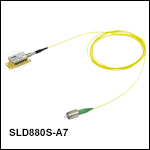 880 nm Superluminescent Diodes