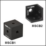 Mini-Series Construction Cubes
