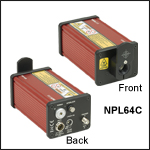 Pulsed Lasers with Adjustable Pulse Width:6 - 129 ns, Pulse Energy: ≥126 nJ