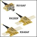 High-Speed Photoreceiver Modules