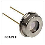 GaP Photodiode - UV Wavelengths