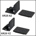 Vertical Stage Assembly Kits