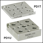 Top Plate Adapters