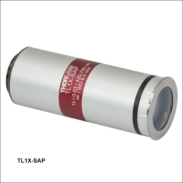 Super Apochromatic Microscope Objectives
