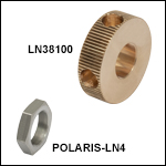 3/8in-100 Lock Nuts