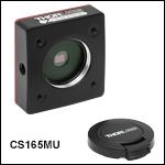 Zelux™ 1.6 MP Monochrome and Color CMOS Compact Scientific Digital Cameras