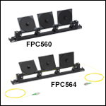 3-Paddle Polarization Controllers, Ø56 mm Loop