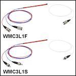 Wideband Multimode Circulators: Ø105 µm Core, 0.22 NA to Ø200 µm Core,0.39 NA