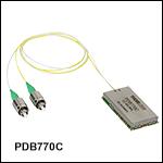 400 MHz Balanced Amplified Photodetector