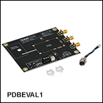 Evaluation Board for 400 MHz Balanced Detector