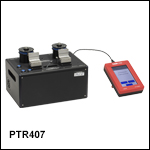Fiber Recoaters with Rotary Proof Testers (Manual Mold Assemblies Required)