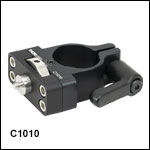 Compact Mounting Clamp for Ø1in (Ø25.0 mm) Posts