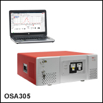 Fourier Transform Optical Spectrum Analyzer, 2.0 GHz Resolution