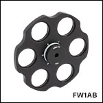 Extra Filter Wheel for Ø1in Filters