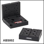 Large Angle Bracket and Spacer Block Kit