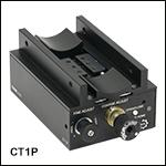Z-Axis Translation Stage: 12 mmManual Travel & 160 µm Piezo Travel (Closed Loop)