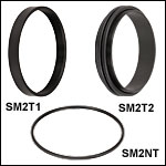 SM2 Lens Tube Couplers