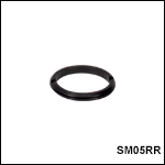 Standard Retaining Rings: Ø5 mm to Ø1/2in
