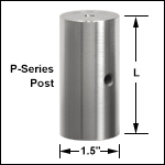 Ø1.5in Posts