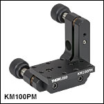 Kinematic Prism Mount