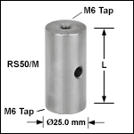 Ø25.0 mm Metric Pillar Posts