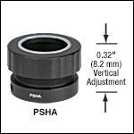 Ø1.5in Adjustable Height Collar