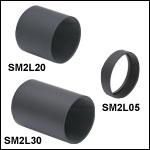 Ø2in Stackable Lens Tubes
