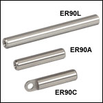 ER Right-Angle Rod and Spacers for 30 mm and 60 mm Cage Systems
