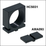 SM1-Threaded Flexure Stage Mounts
