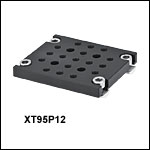 Rail Plate for 95 mm Rails