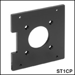 Cover Plate with Clearance Holes
