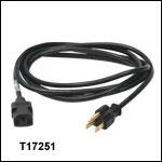 Power Cords - US Plug