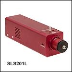 Stabilized Tungsten-Halogen Light Source, 360 - 2600 nm