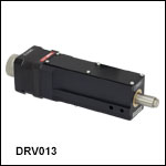 High-Load Stepper Motor Actuator with 25 mm Travel