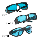 LG7 Teal Lens: 35% Visible Light Transmission