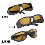 Laser Safety Glasses: 25% Visible Light Transmission